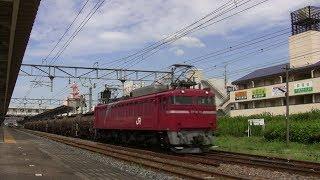 【2010-2011】常磐線の貨物列車