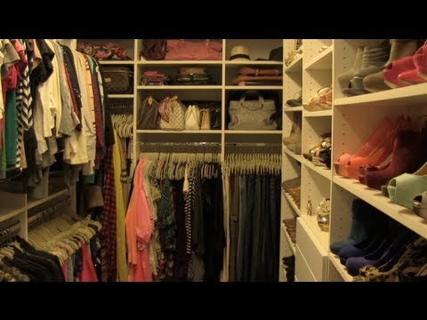 Closet Tour!!! ♡ Afternoons in June ♡ | Blair Fowler