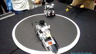 Robotex 2016 LEGO Sumo - Team ItLUG (ITALY)