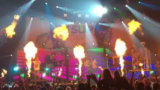 SDP Live feat. SIDO- in der Nacht von Freitag auf Montag