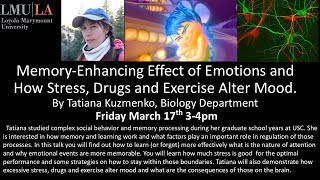 Q&A after Memory-enhancing Effect of Emotions