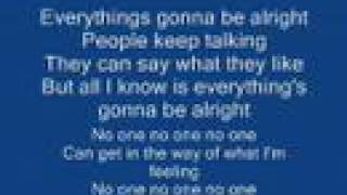 Alicia Keys - No One (lyrics)