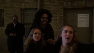 Rapping Guns and Ships with Daveed Diggs