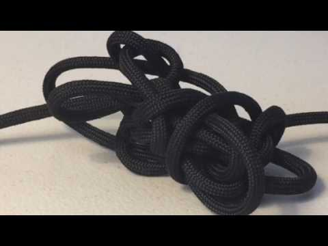 how to tie the gordian knot