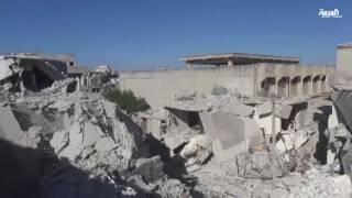 قوات نظام الأسد تصعد حملتها على الريف الغربي لدمشق