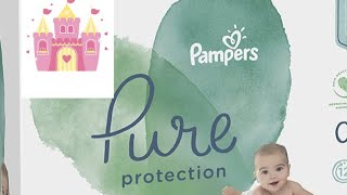 Pampers Pure Protection Diapers Review