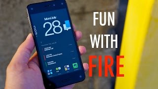 3 fun things to do on the amazon fire phone