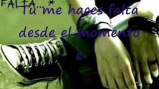 Tu Me Haces Falta (Con Letra) - Eddy Santiago