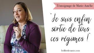 Témoignage Marie-Amélie - Profil alimentaire, thyroïde, perte de poids...