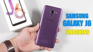 Mở hộp & đánh giá nhanh Samsung Galaxy J6 chính hãng: Màn hình vô cực giá chỉ 4 triệu