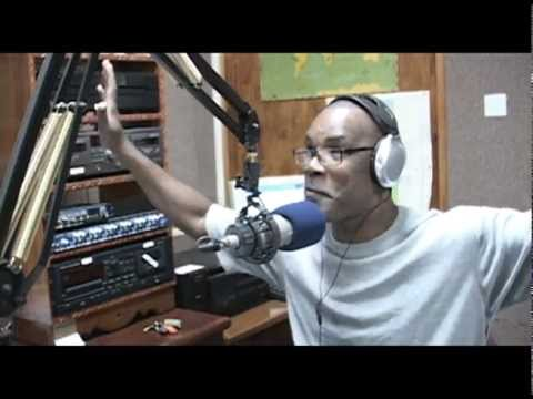 Uncle Ayoub on Dominion Radio, St  Kitts