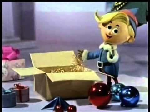 Christmas Cartoon Video Remix - Do You Hear What I Hear - Accidental Airplay