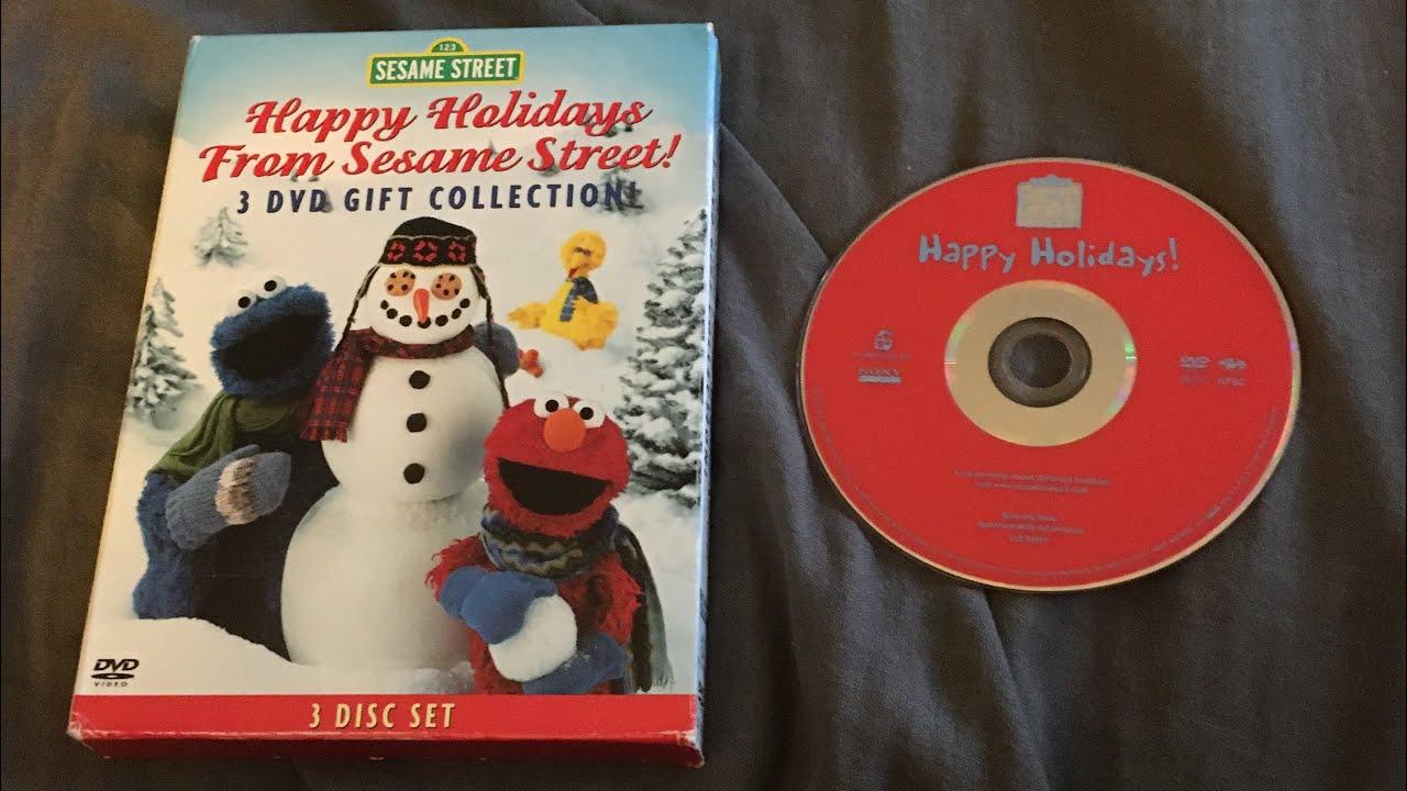 Closing To Elmo S World Happy Holidays 2002 Dvd