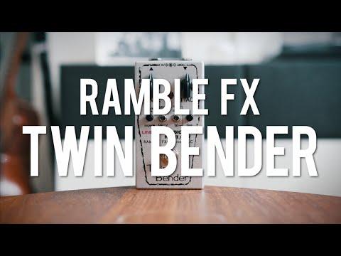 Ramble FX Twin Bender 3 (demo)