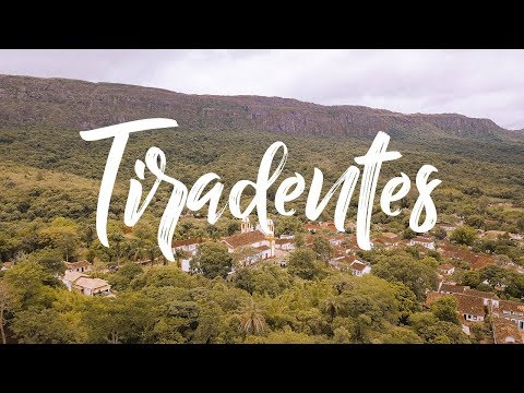 A day in Tiradentes Brazil