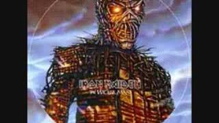 Iron Maiden - The Wicker Man (Rare US Promo version)