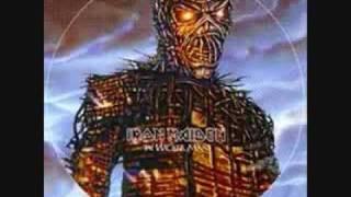 Iron Maiden - The Wicker Man (Rare US Promo version)