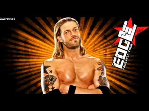 WWE Edge- Theme song 2012