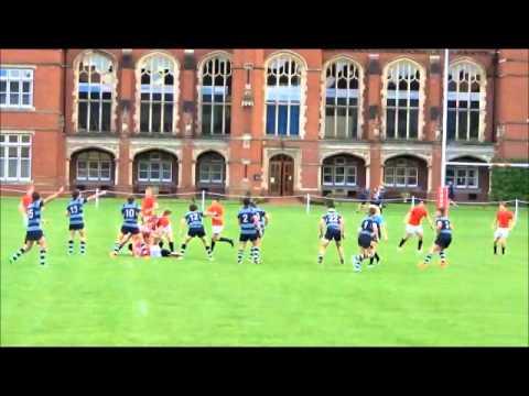 Bedford School 1st XV Highlights 2015 Season