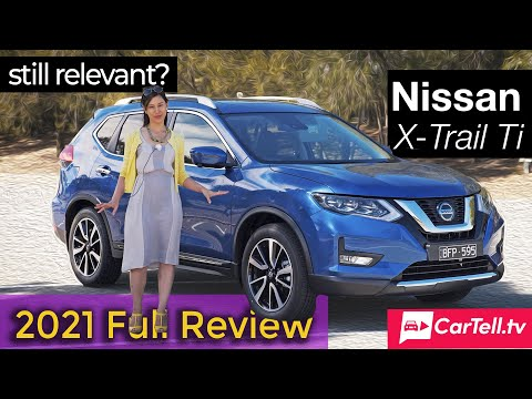 Nissan X Trail 2021 review | Australia
