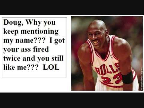 Doug Collins coached Michael Jordan Part II