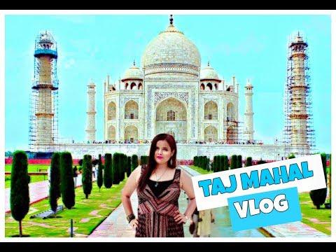 Agra Travel Diaries : TAJ MAHAL, FATEHPUR SIKRI & TRIDENT AGRA