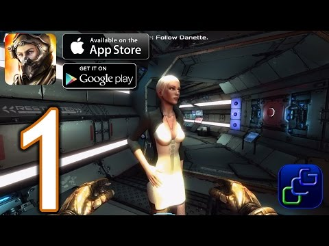 Dead Effect 2 Android IOS Walkthrough - Gameplay Part 1 - Chapter 1: Cyber Awakening