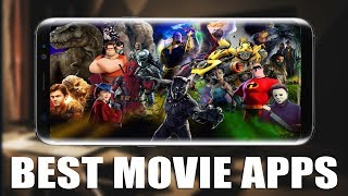 5 Best FREE Movie Apps For Android 2018 | Watch & Download Movies