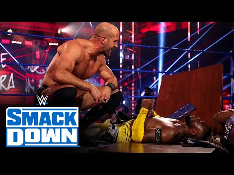 Shinsuke Nakamura & Cesaro deliver shattering message to The New Day: SmackDown, July 10, 2020