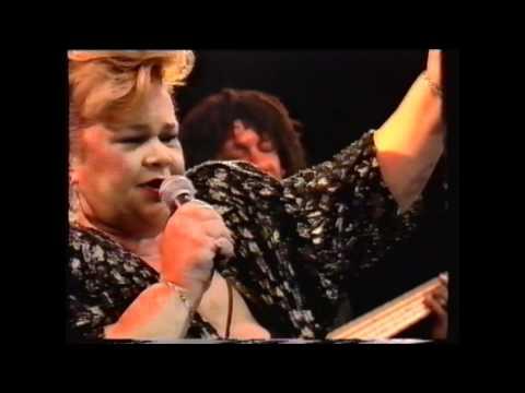 Etta James At North Sea Jazz Festival 1993 - I'd Rather Go Blind