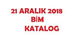 21 ARALIK 2018 BİM / 21 ARALIK BİM / 21 ARALIK CUMA BİM / BİM EN SON