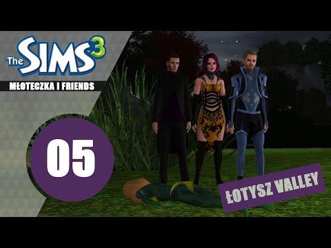 """[16+] Młocia & Friends Trollują The Sims 3 """"Zabrak i Sutek Pozdrawiają Widzów"""" #5"""