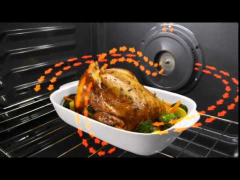 Whirlpool TimeSavor Plus True Convection Cooking - YouTube