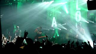 All Time Low- Dear Maria Count Me In (Live in Manchester 13/03/14)