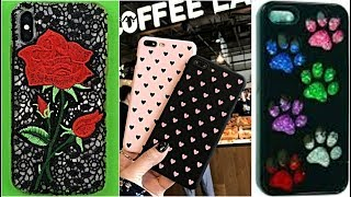 DIY Phone Case Life Hacks! 5 Phone DIY Projects & Popsocket Crafts!