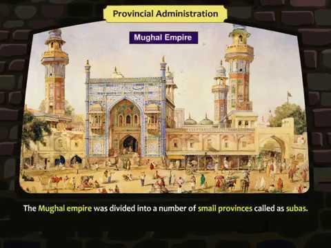 Mughal Administration IkenEdu CBSE History - YouTube - mughal empire