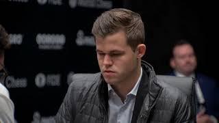 World Chess Championship 2018 Game 1 Report