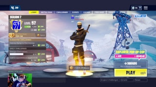 GIVEAWAYS FOR FORTNITE BR AND STW I DIED MY HAIR AGAIN HV CLAN GAMEPLAY