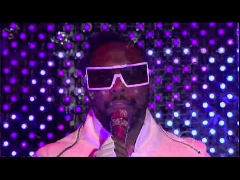 The Black Eyed Peas - The Time (Dirty Bit) & The Little Drummer Boy - Oprah Show (HD)