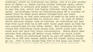 Paying Off Debt Vs Investment 749