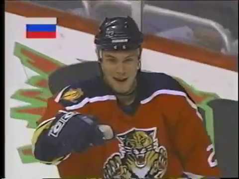 NHL Power Week best Russian players segment (2001)