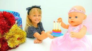 День Рождения Беби Бон. Как мама - Мультики для девочек
