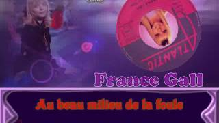 Karaoke Tino - France Gall - Comment lui dire