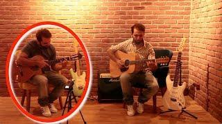 Gambar cover Akustik Selvi Boylum Al Yazmalım Cover - Film Müzikleri