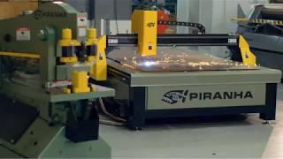 Piranha Plasma Table Install Video