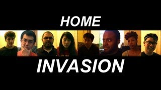 Home Invasion - Internet Icon Dayside