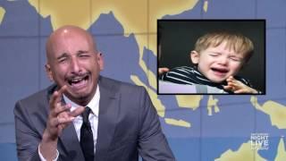 حلقة روبي - أهم الانباء - SNL بالعربي