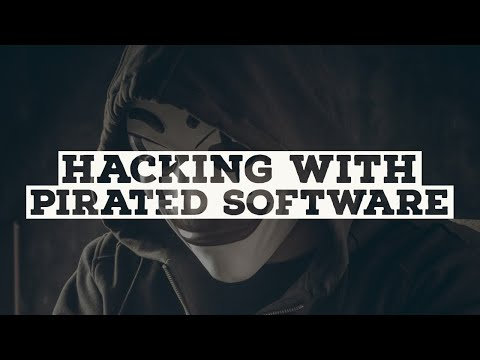 Getting Hacked By A Cracked Software - LIVE DEMO