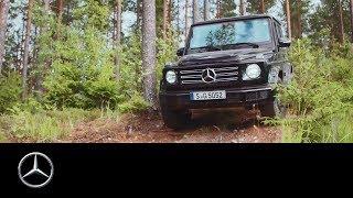 Mercedes-Benz G-Class (2018): Exploring Finland's Wild Taiga with Konsta Punkka | Vlog 2