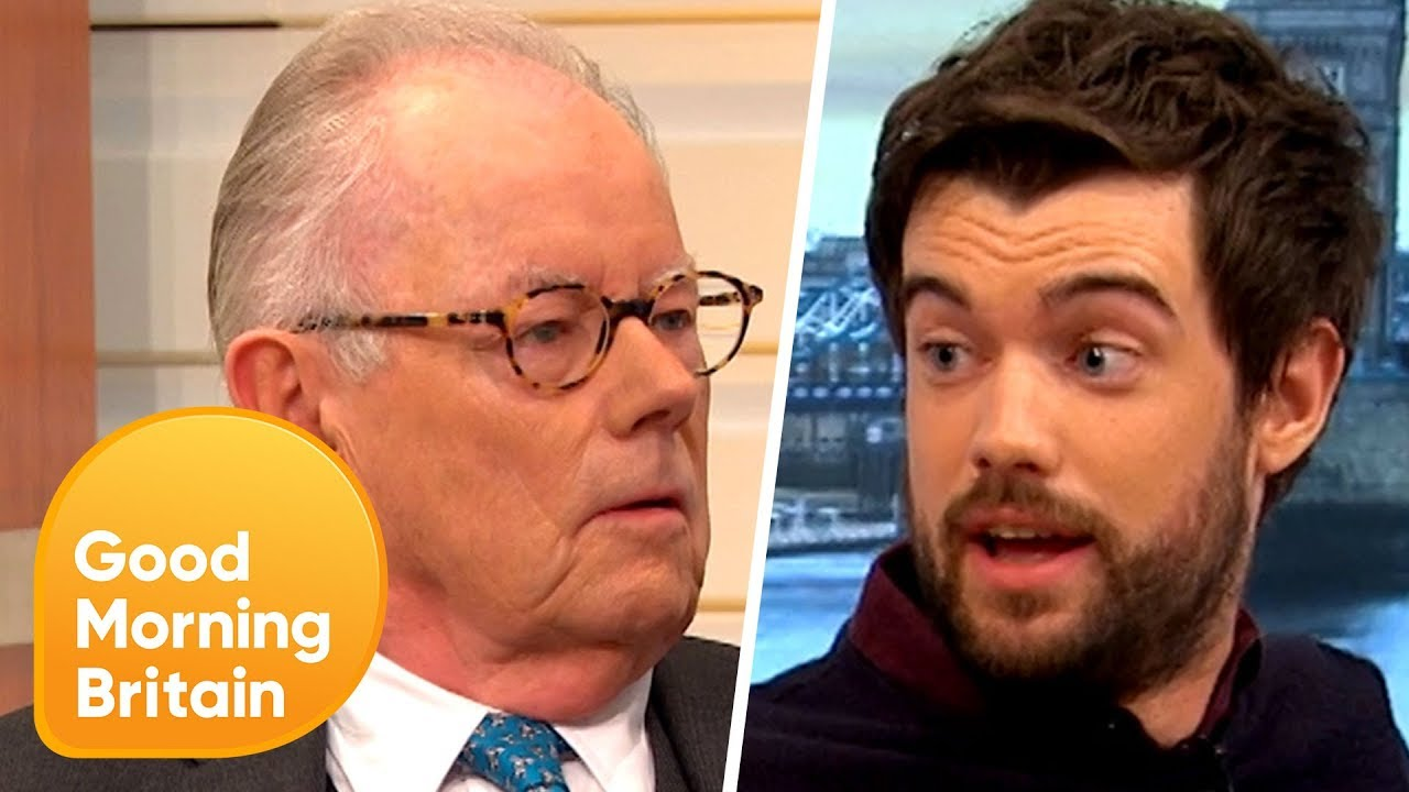 Jack Whitehall Has to Control His Father! | Good Morning Britain